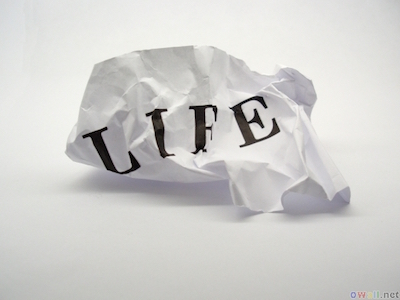 life and paper