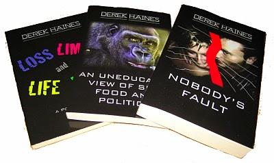 books by derek haines