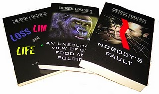 Books by Derek Haines