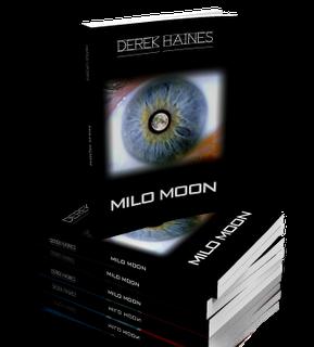 Milo Moon by Derek Haines