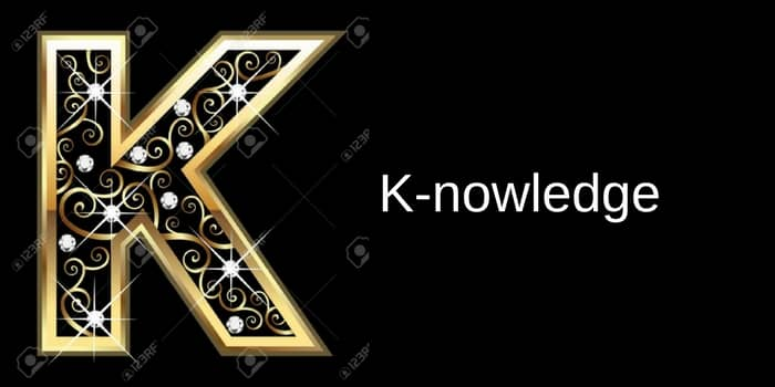 K-nowledge - The silent K in English