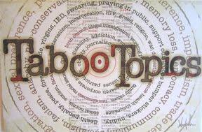 Taboo conversation topics