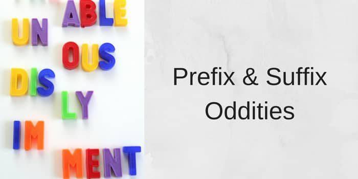Easy Prefixes