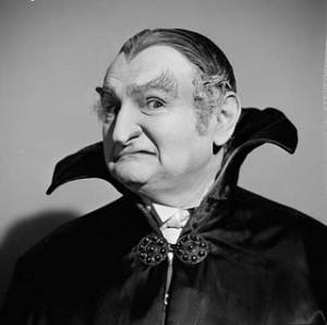 Vampire Grandpa Munsters