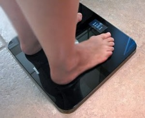 iPad scales