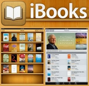 ibooks and ipad