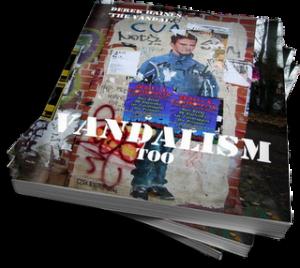 Vandalism Too by Derek Haines