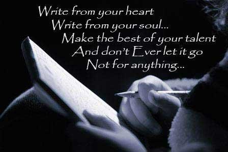 Do you write for money