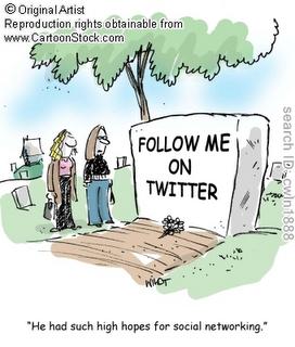 Dead Accounts – The Social Cemetery