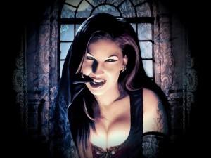vampire cult fetish