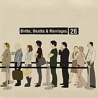 Births Deaths Marriages
