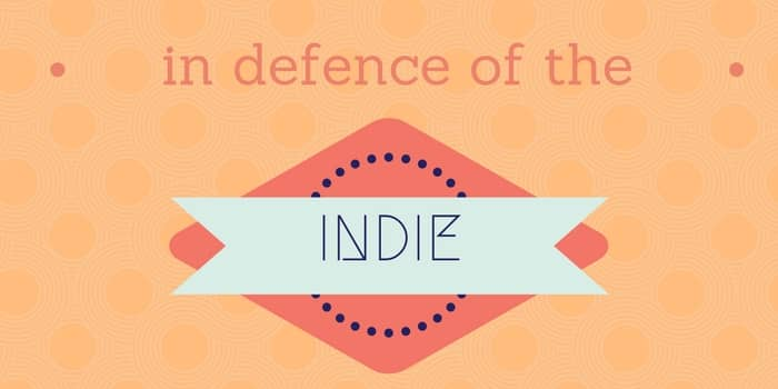 in defence of indie authors