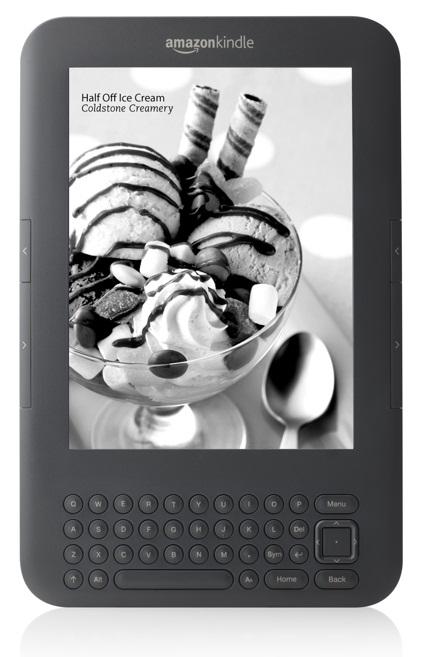 Ads on Kindle