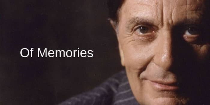 My memory of Barry Humphries