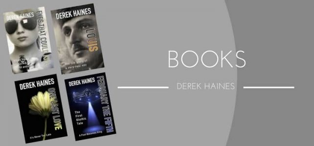 Books Written by Derek Haines
