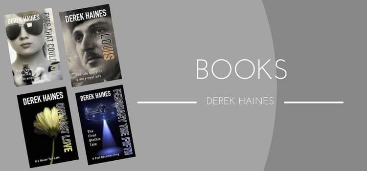Books written by Derek Haines