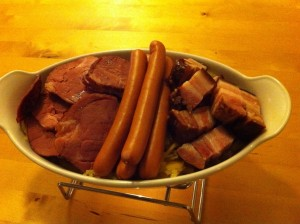 swede sauerkraut