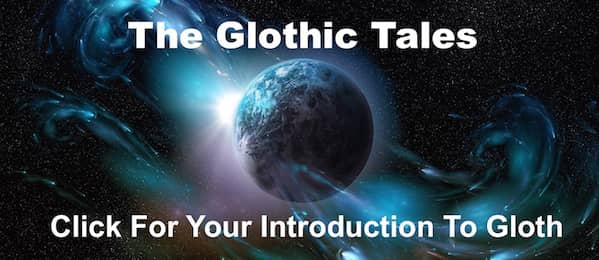 An Introduction to The Glothic Tales books by Derek Haines