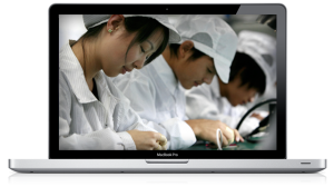 apple china workers
