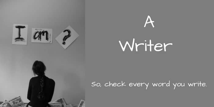 Writers Who Can't Write