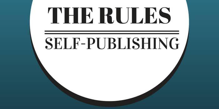 The Self Publishing Rules