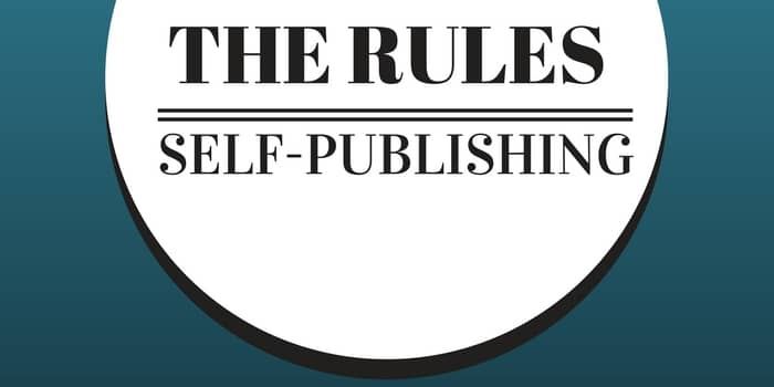 The Self Publishing Rules