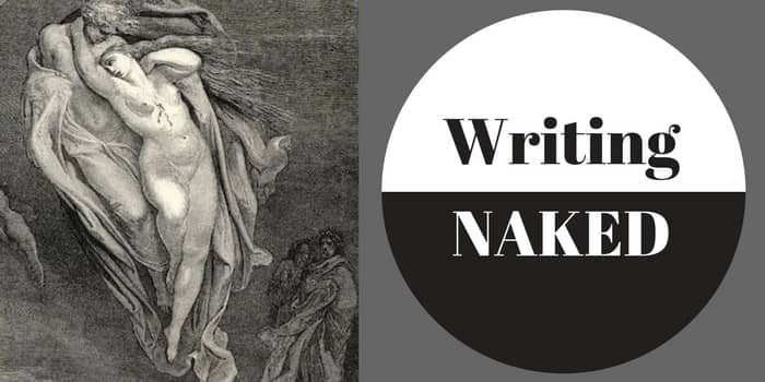 Baring your soul and writing naked