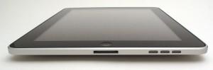 flat iPad
