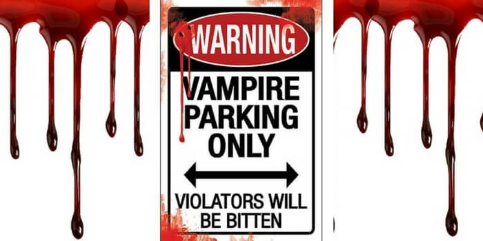 Parking for Vampires
