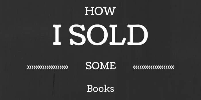 how to sell more books