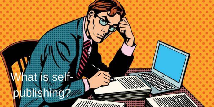 The Self Publishing Misunderstanding