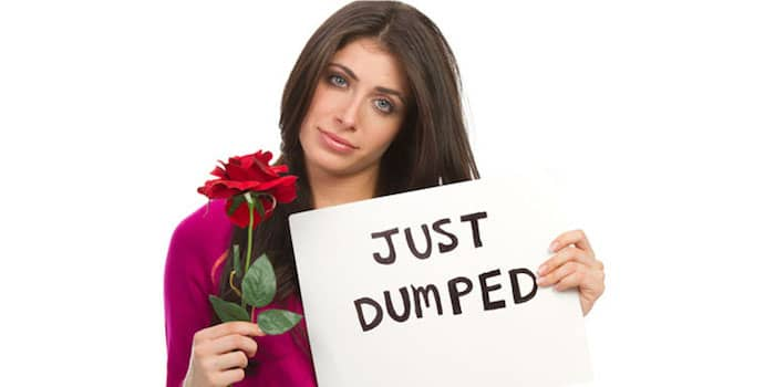 Self Published Authors Get Ready, You're Being Dumped