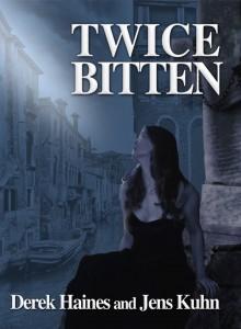 Twice Bitten, vampire novella, succubus vampire, female vampire