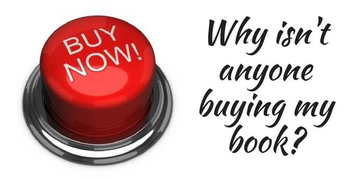 My Book Isn't Selling