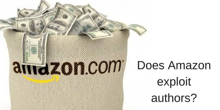 Amazon Exploits Authors – Again