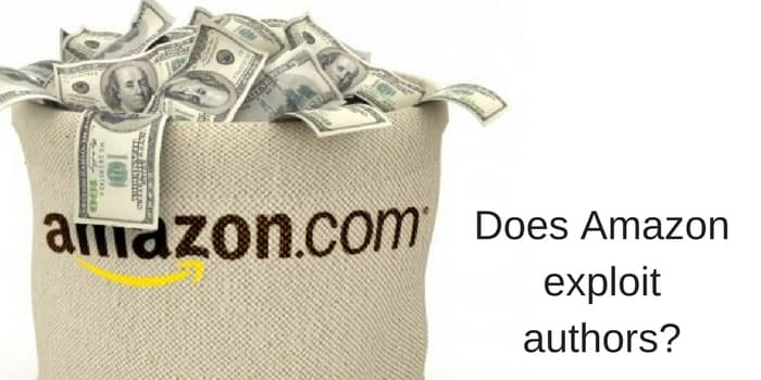 Does Amazon exploit authors