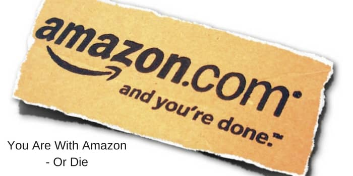 You Are With Amazon KDP Select - Or Die