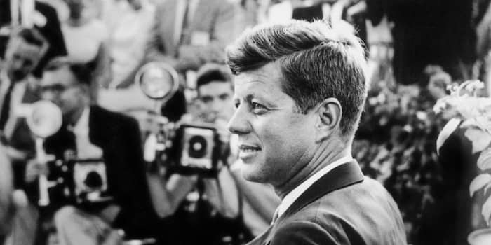 Where were you when Kennedy died?