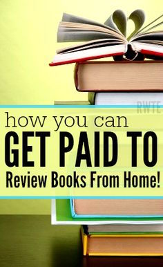 get paid for amazon book reviews