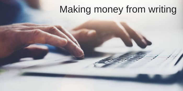 Making Money From Writing