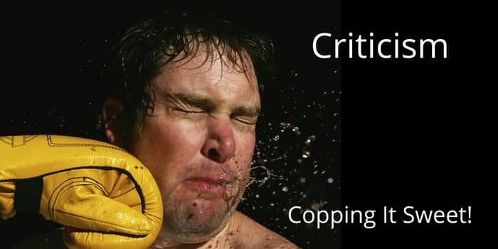Criticism – Copping It Sweet!