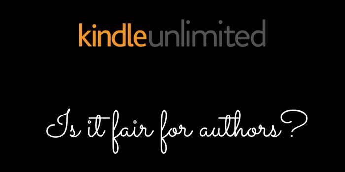 Kindle Author in KDP Select or Indie Author?