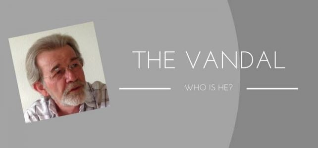 The Vandal AKA Derek Haines